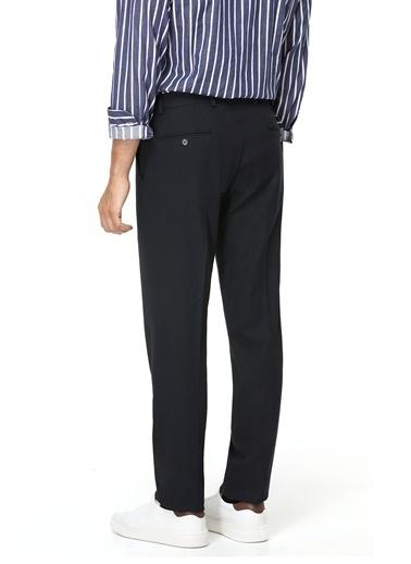 D'S Damat Klasik Pantolon Lacivert